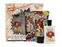 Eau de Toilette Marvel Comics Iron Man 75 ml Sets