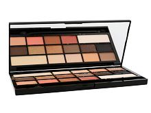 Lidschatten Makeup Revolution London I Heart Makeup Chocolate Vice Palette 22 g