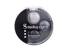 Lidschatten BOURJOIS Paris Smoky Eyes 4,5 g 01 Gris Dandy