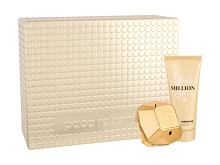 Eau de parfum Paco Rabanne Lady Million 80 ml Sets