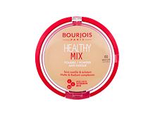 Puder BOURJOIS Paris Healthy Mix Anti-Fatigue 11 g 02 Light Beige