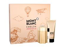 Eau de Toilette Montblanc Emblem Absolu 100 ml Sets