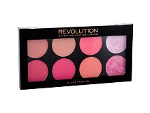 Rouge Makeup Revolution London Blush Palette 12,8 g Hot Spice
