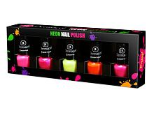 Nagellack Dermacol Neon Polish 5 ml 03 Pink Sets
