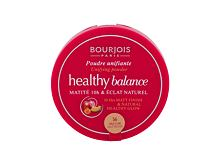 Puder BOURJOIS Paris Healthy Balance 9 g 56 Light Bronze