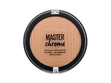 Illuminateur Maybelline Master Chrome 9 g 050 Molten Rose Gold