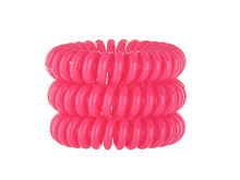 Haargummi Invisibobble Power Hair Ring 3 St. Crystal Clear