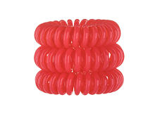 Haargummi Invisibobble The Traceless Hair Ring 3 St. Red