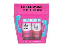 Nagellack Little Miss Little Miss  Beauty Takeaway 8 ml Gossi-Pink Sets