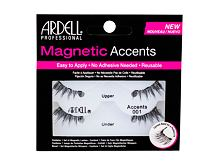 Faux cils Ardell Magnetic Accents 001 1 St. Black
