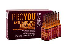 Haaröl & Haarserum Revlon Professional ProYou Anti-Hair Loss 12x6 ml