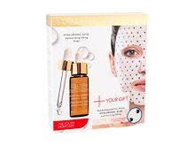 Gesichtsserum Collistar Pure Actives Hyaluronic Acid Serum + Hyaluronic Acid Mask 30 ml Sets