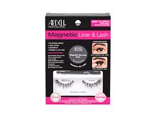 Faux cils Ardell Magnetic Liner & Lash Wispies 1 St. Black Sets
