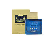 Eau de Toilette Antonio Banderas King of Seduction Absolute 100 ml