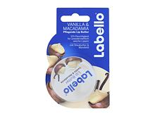 Lippenbalsam  Labello Lip Butter Vanilla & Macadamia 19 ml