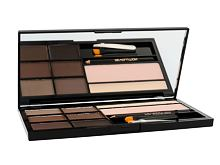 Augenbrauen Makeup Revolution London Ultra Brow Palette 18,98 g Medium To Dark