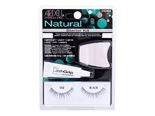 Ciglia finte Ardell Natural 110 1 St. Black Sets