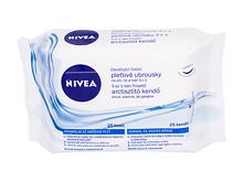 Lingettes nettoyantes Nivea Cleansing Wipes Refreshing 3in1 25 St.