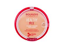 Puder BOURJOIS Paris Healthy Mix Anti-Fatigue 11 g 04 Light Bronze
