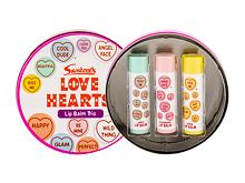 Lippenbalsam  Swizzels Lip Balm Trio Love Hearts 4 g Sets