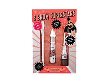 Augenbrauengel und -pomade Benefit Gimme Brow+ 3 Brow Superstars 3 g 3 Warm Light Brown Sets