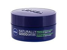 Crema notte per il viso Nivea Naturally Good Organic Burdock Extract & Argan Oil 50 ml