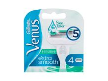 Lama di ricambio Gillette Venus Extra Smooth Sensitive 4 St.
