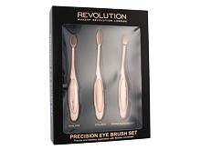 Pinsel Makeup Revolution London Brushes Precision Eye Brush 1 St. Sets