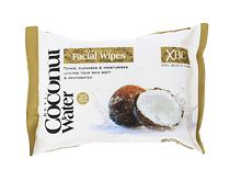 Salviettine detergenti Xpel Coconut Water Hydrating Facial Wipes 25 St.