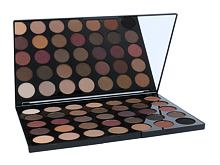 Lidschatten Makeup Revolution London Pro HD Palette Amplified 35 30 g Luxe