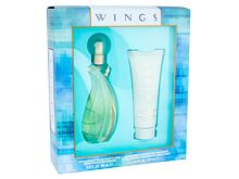 Eau de Toilette Giorgio Beverly Hills Wings 90 ml Sets