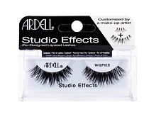 Ciglia finte Ardell Studio Effects Wispies 1 St. Black