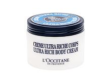 Körpercreme L´Occitane Shea Butter 200 ml