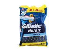 Rasierer Gillette Blue3 Smooth 12 St.
