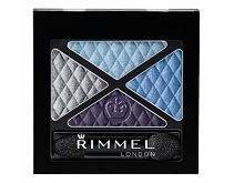 Lidschatten Rimmel London Glam Eyes Quad 4,2 g 023 Beauty Spells