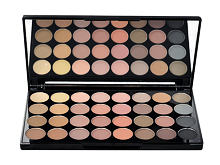 Lidschatten Makeup Revolution London Ultra Eyeshadows Palette Flawless Matte 16 g