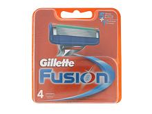 Lame de rechange Gillette Fusion 4 St.