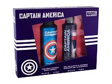 Duschgel Marvel Captain America 200 ml Sets