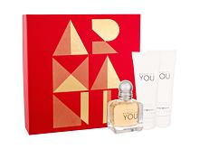 Eau de Parfum Giorgio Armani Emporio Armani Because It´s You 50 ml Sets