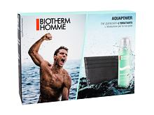 Gel visage Biotherm Homme Aquapower Oligo Thermal Care 75 ml Sets
