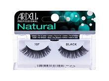 Falsche Wimpern Ardell Natural 107 1 St. Black