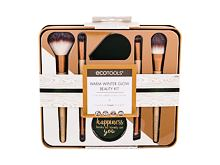 Pinsel EcoTools Brushes Warm Winter Glow Beauty Kit 1 St. Sets