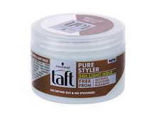 Crema per capelli Schwarzkopf Taft Pure Styler 24H Light Hold 150 ml
