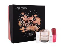 Tagescreme Shiseido Benefiance Beauty Blossoms 50 ml Sets