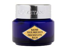 Augencreme L´Occitane Immortelle Precisious Eye Balm 15 ml
