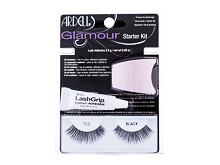 Falsche Wimpern Ardell Glamour 105 1 St. Black Sets