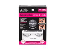 Faux cils Ardell Magnetic Liner & Lash Demi Wispies 1 St. Black Sets