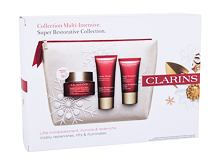Tagescreme Clarins Super Restorative Collection 50 ml Sets