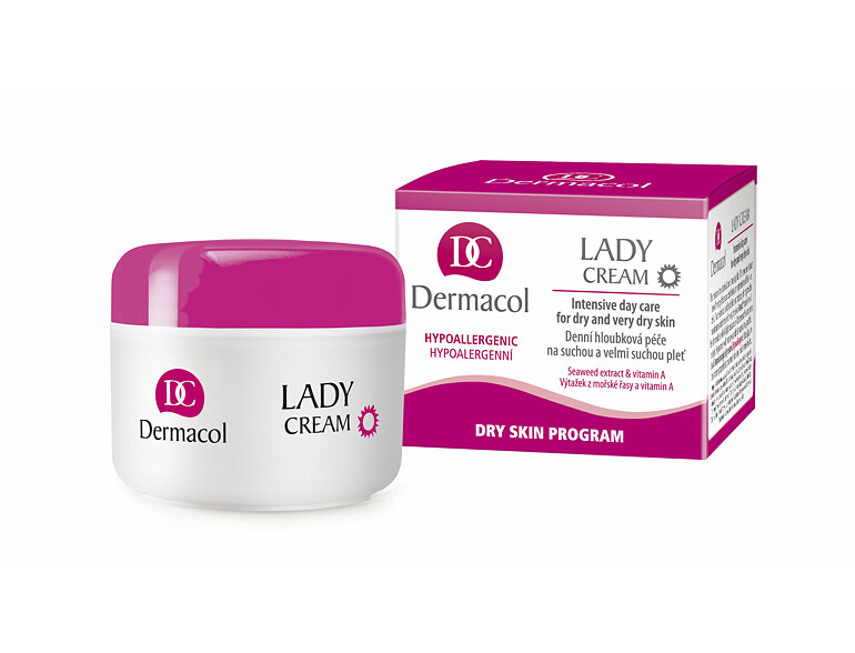 Tagescreme Dermacol Lady Cream 50 ml