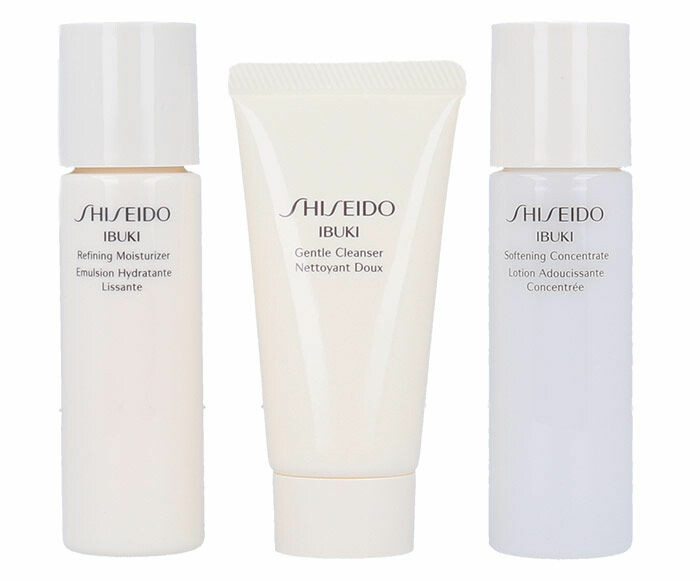 Gesichtsserum Shiseido Ibuki 30 ml Sets